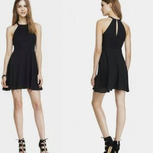 Brand new EXPRESS fit and flare dress